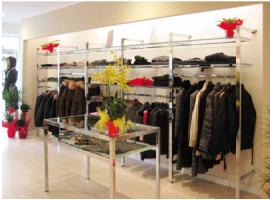 Arredamento negozio abbigliamento no food arredo negozi