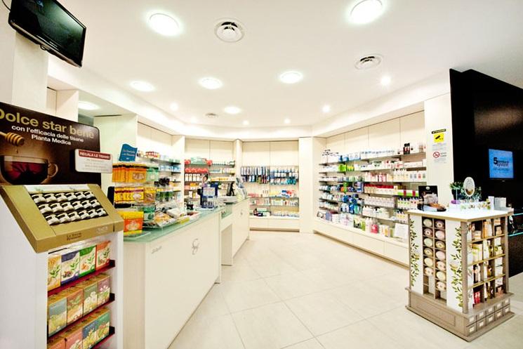 Farmacia arredamento farmacia no food arredo negozi for Negozi sedie ufficio