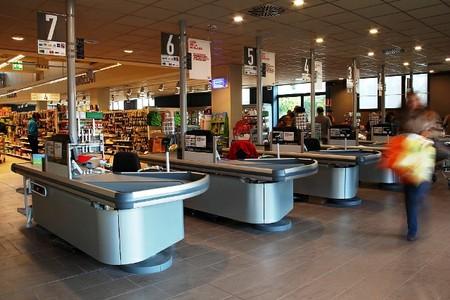 Supermarket supermarket food arredo negozi for Negozi sedie ufficio roma