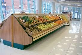 Banco ortofrutta arredamento ortofrutta arredo negozi for Arredamento ortofrutta in legno