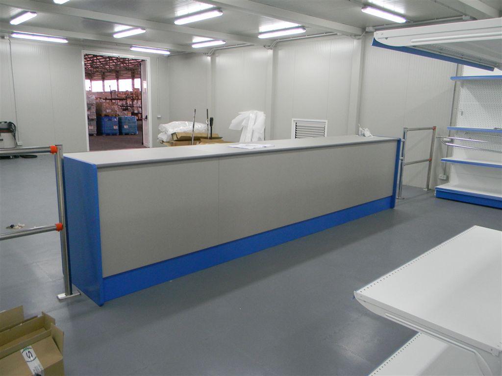 Banconi Per Ufficio : Reception e banconi arredo ufficio gervasoni arredamenti roma