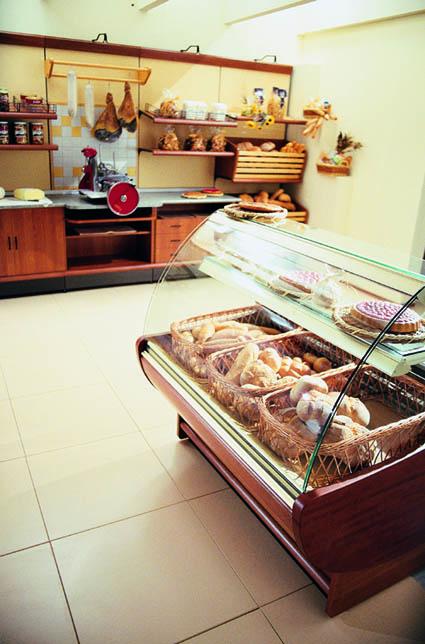 Supermarket supermarket food arredo negozi for Negozi armadi roma