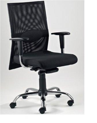 Dama sedie e poltrone operative sedie e poltrone for Negozi sedie ufficio