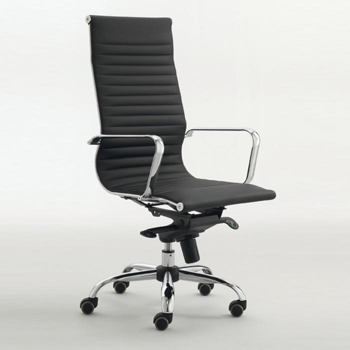 Futura sedie e poltrone operative sedie e poltrone for Poltrone ufficio roma