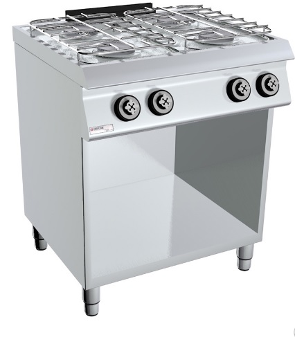 Cucina a gas 700 piani cottura elettrici e a gas - Migliore cucina a gas ...