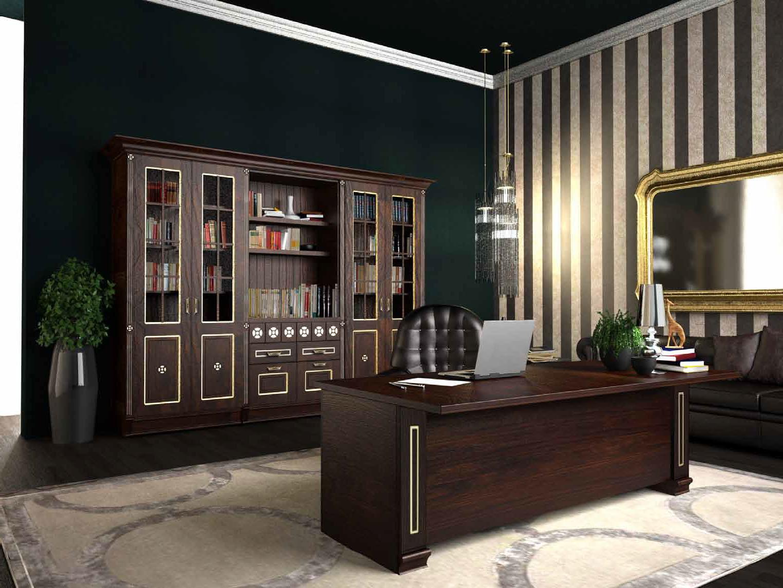 Imperial composizioni arredo ufficio gervasoni for Arredamenti hotel di lusso