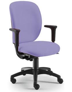 Poltrona gummy sedie e poltrone operative sedie e for Negozi sedie ufficio roma