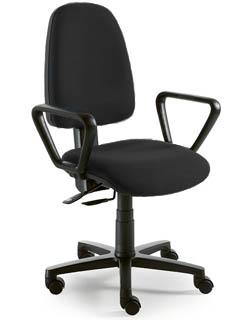 Poltrona synchron comfort jolly sedie e poltrone for Poltrone ufficio roma