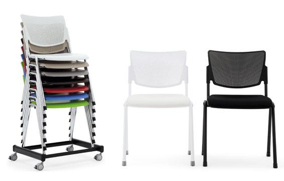 Poltrona lamia sedie impilabili sedie e poltrone for Negozi sedie ufficio