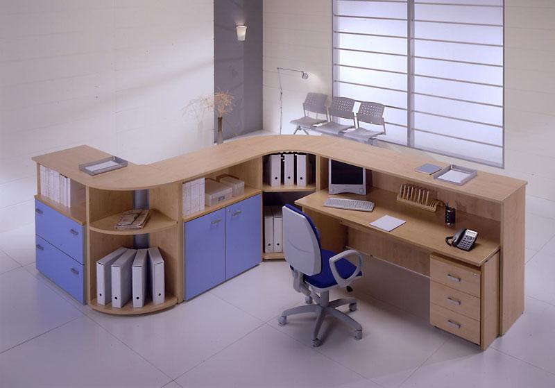 Reception kamos reception e banconi arredo ufficio for Arredamenti ufficio roma