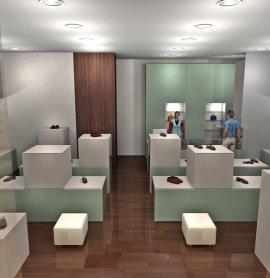 Gervasoni arredamenti mobili per ufficio e negozio roma for Negozi sedie ufficio