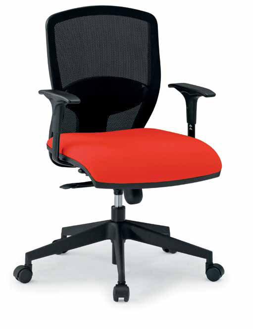 Poltrona sprint sedie e poltrone operative sedie e for Negozi sedie ufficio roma