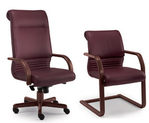 Poltrona europa lux poltrone classiche sedie e for Poltrone ufficio roma