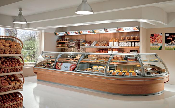Supermarket supermarket food arredo negozi for Negozi sedie roma