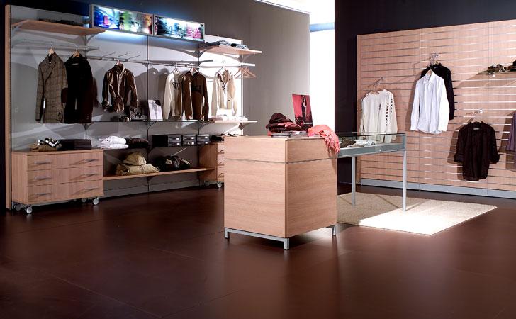 Abbigliamento - Arredamento Negozio Abbigliamento - Arredo Negozi ...