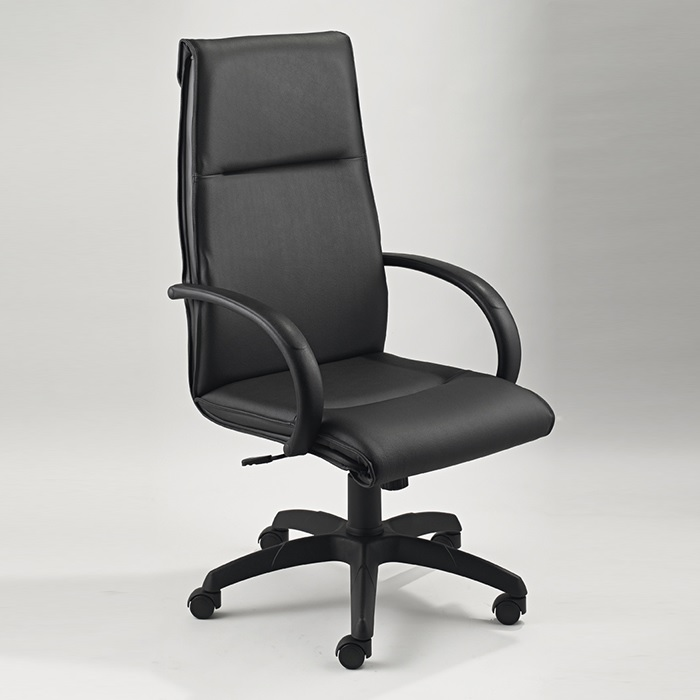Venezia sedie e poltrone operative sedie e poltrone for Poltrone ufficio roma