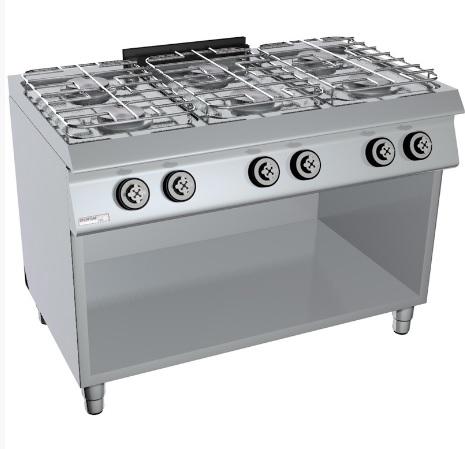 Cucina a gas 700 piani cottura elettrici e a gas - Manutenzione cucina a gas ...