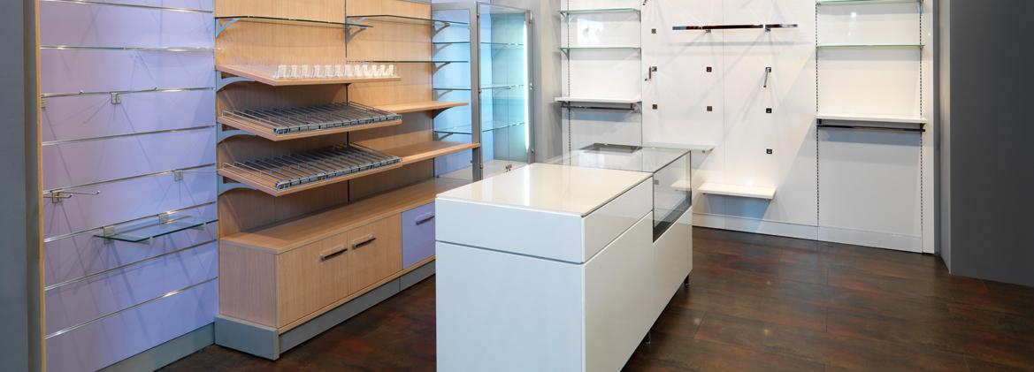 Gervasoni arredamenti mobili per ufficio e negozio roma for Negozi sedie ufficio roma